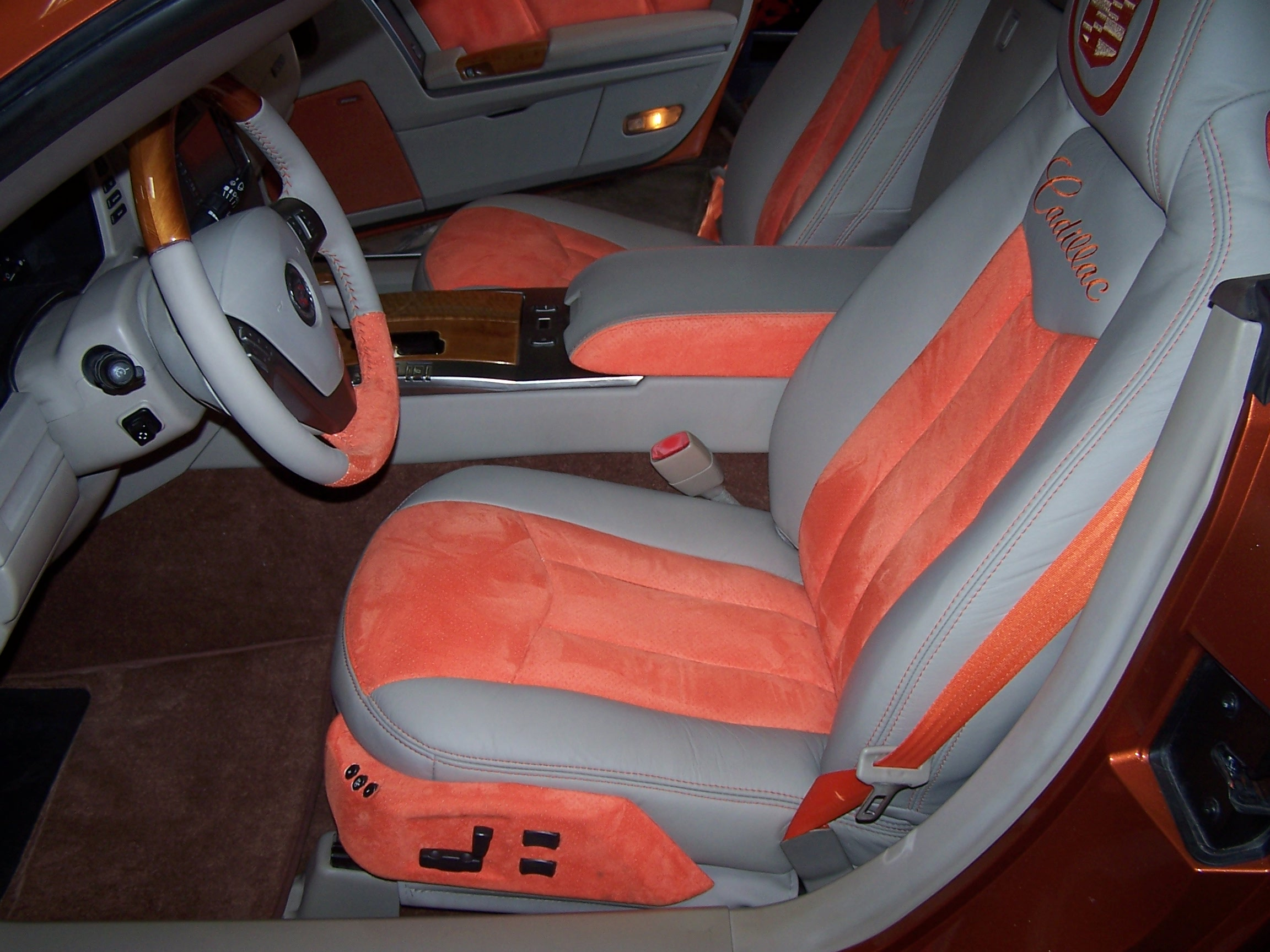 custom works interior car villanueva upholstery s latest our