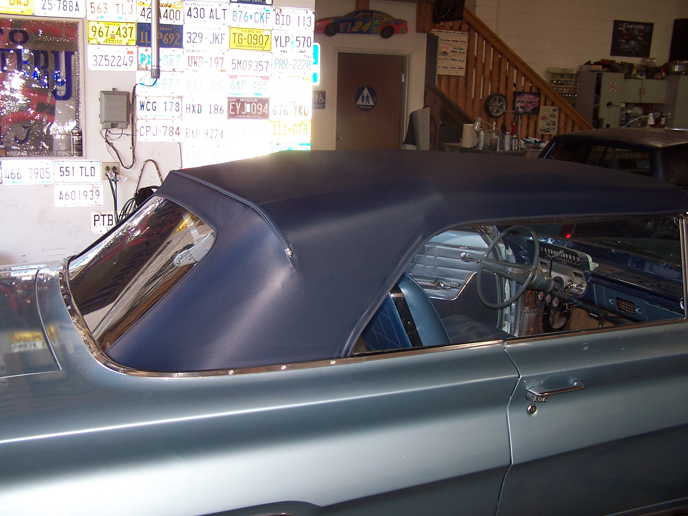 Buick Convert Top Auto Upholstery By Aj Northridge Ca